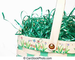 Easter basket - filled Easter basket