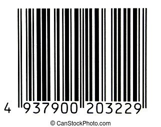 bar code of non existing product