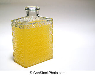 Yellow Potion - A unique cocktail