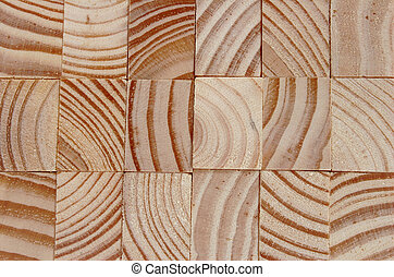Wood Texture - Abstract woodblock texture