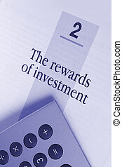 Investment Rewards - The rewards of investment
