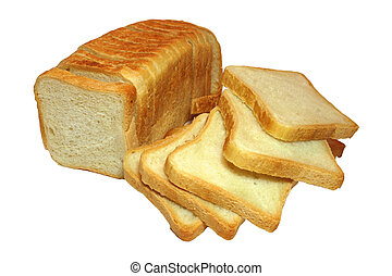Sliced Bread - White sliced bread