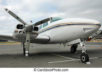 Civil Aircraft - Plane - 6 Seater