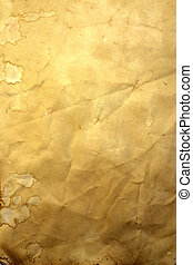 Old paper 02 - Old stained paper