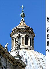Duomo, Siena, Italy - The top of the Duomo, Siena, Tuscany,...