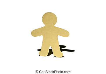 Paperdoll With Shadow