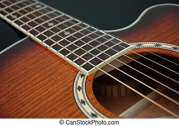 Guitar Closeup 2 - Closeup for guitar 2
