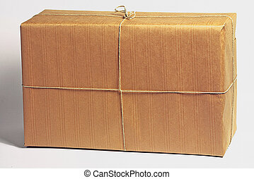 Parcel - Paket - Fotoaufnahmen aus dem Fotostudio Franz...