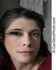 cosmetic mascara