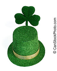 Leprechaun stuff - St Patricks Day: leprechaun hat and...