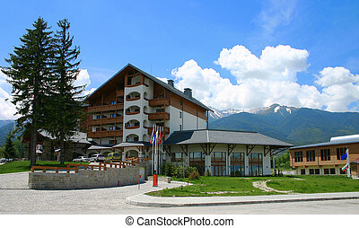 Bulgarian Hotel - Hotel in Bulgarian mountain resort of...