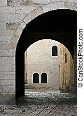 Old city - Jerusalem ancient Old City