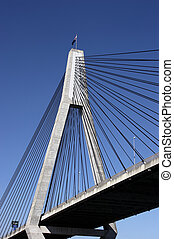 Bridge and Cables