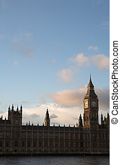 Westminster 11 - The buildings of the House of Parliament...