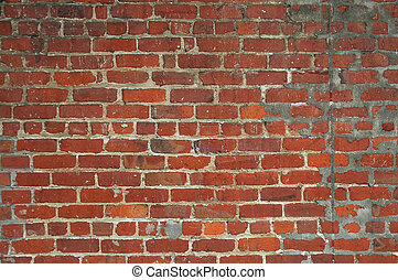 Brick wall - Old brick wall