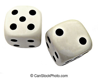 dice - six sided dice
