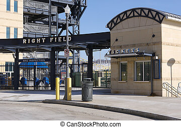 Pittsburgh Baseball stadium Home of the 2006 All Star Game