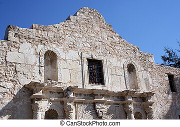 Alamo in San Antonio - The Alamo in San Antonio, Texas. A...