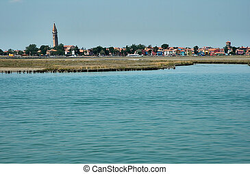 Italian coast - Adriatic sea