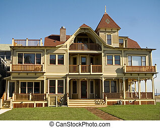 Modern Victorian - This is an example of classic victorian...