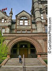 Victoria College 4 - University of Toronto