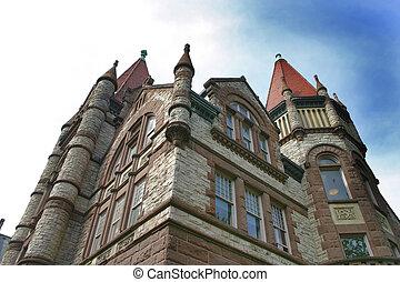Victoria College - University of Toronto