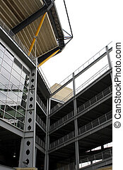 Football Stadium - Heinz Field Stadium Detail