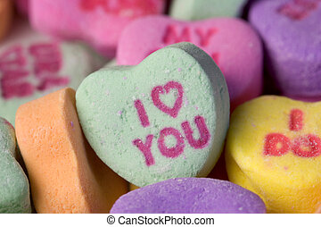 Valentines Candy - Valentines day candy