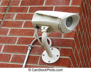 Seguridad, cámara