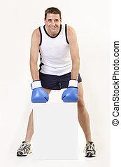 Boxeador, tenencia, tabla