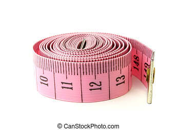 rolled measuring tape 2