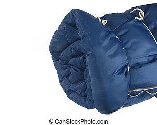 Sleeping Bag - Rolled up sleeping bag