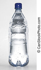 water bottle - view of water bottle