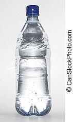 water bottle - view of water bottle