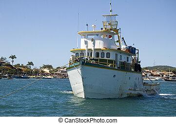 fishing - Fisshing boat