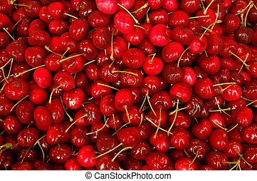 Cherry 3 - This Exotic fruits was imported from USA and sold...
