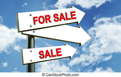 for Sale sing
