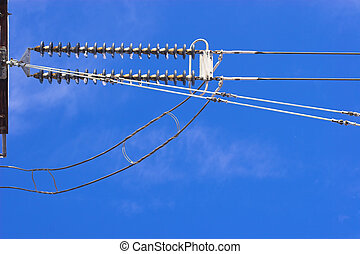 Power Line Insulator