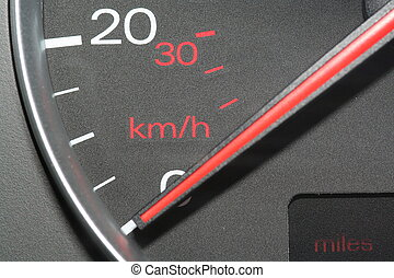 Speedo Pointer - speedometer