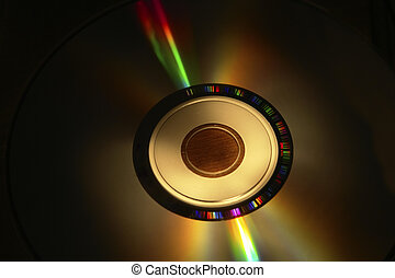 CD light - CD color spectrum