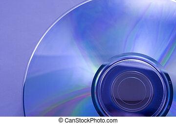 blue dvd - dvd background