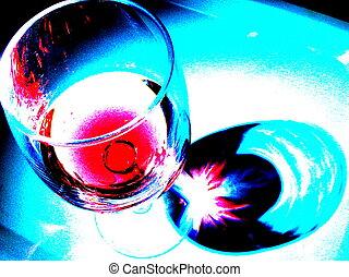 rosy vine