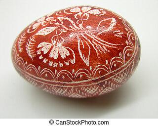 Easter Egg - Wonderfully decorated Easter Egg.