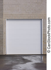Warehouse Garage Doors