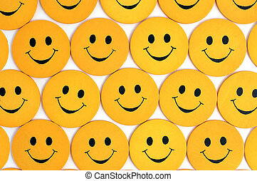 Happines - Happy crowd
