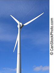 Windmill - A power generating windmill