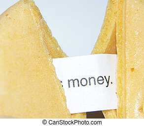 fortune cookie - chinese fortune cookie
