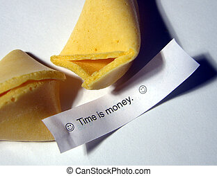 Fortune Cookie - Good luck fortune