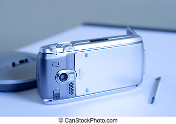 phone - cellphone, organizer, photo and video camera in one