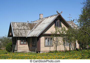Country House - Country house in Lithuania
